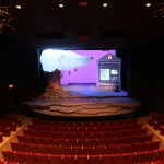 Hush Set in Gulick Theatre