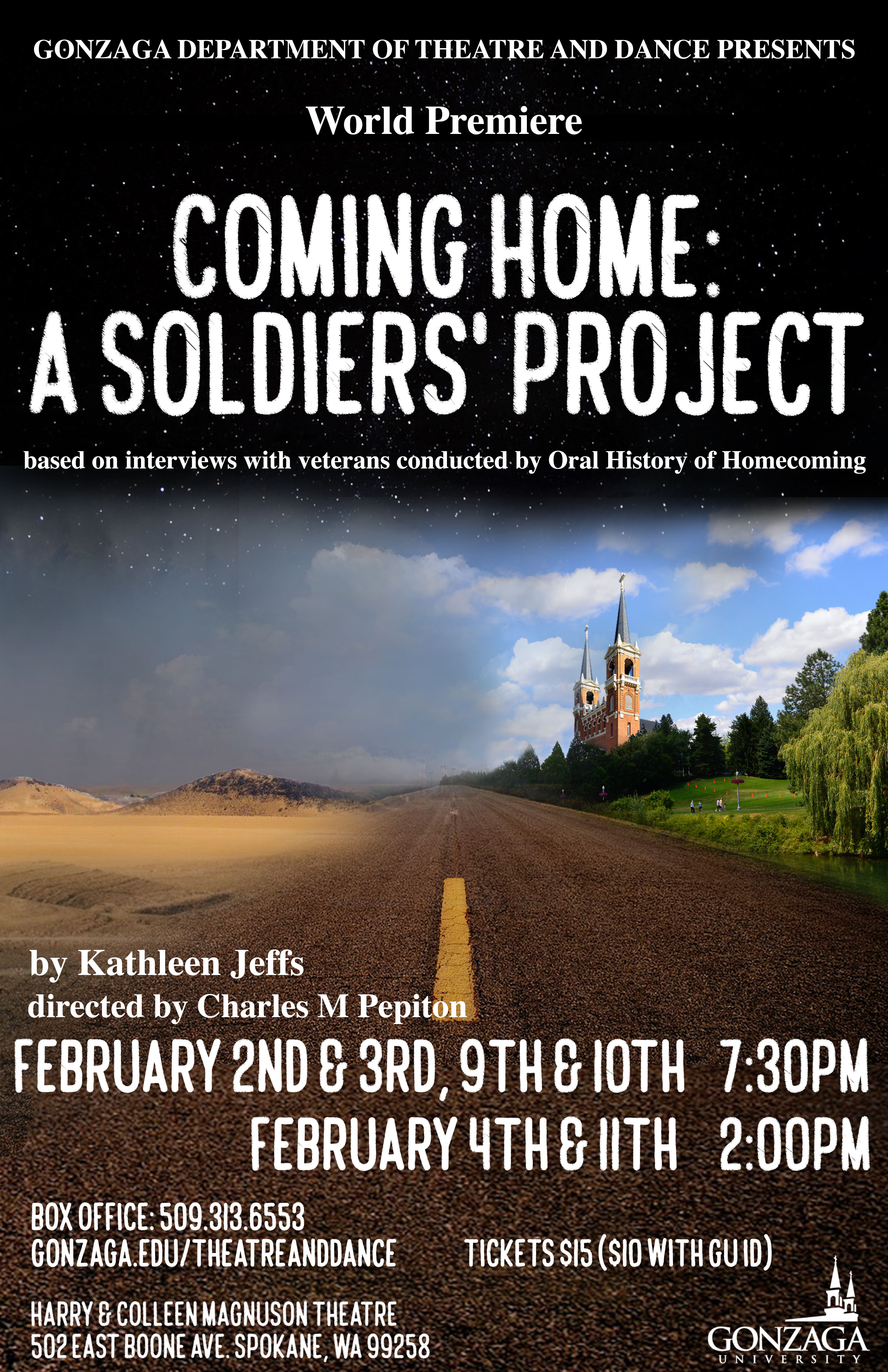 Soldier Project Poster x