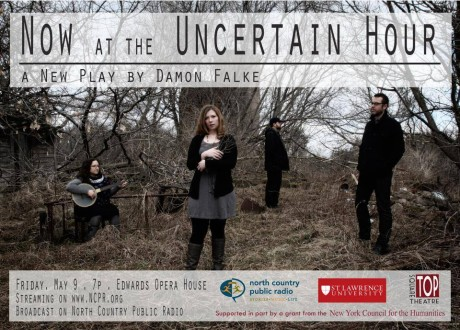 Now at the Uncertain Hour - Poster