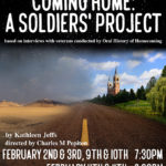 Coming Home: A Soldiers' Project – Poster